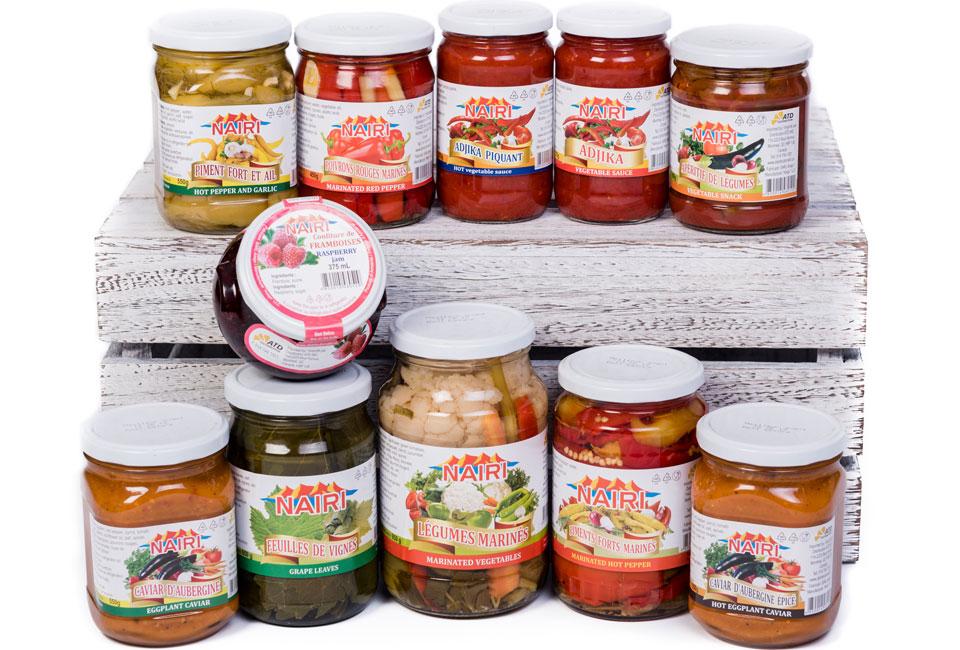 nairi canned food