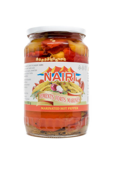 Marinated Hot Pepper